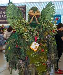 SDCC Comic Con 2014 Cosplay, Swamp Thing