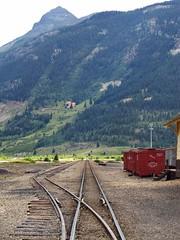 Silverton, Colorado (Jasperdo) Tags: mountain history train colorado track silverton roadtrip miningtown denverriogrande