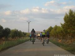 VII Marcha en bicicleta contra el cáncer en Herencia (27)