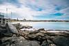 Bondi Beach (nerdlich) Tags: longexposure wallpaper beach bondi coast sydney australia newsouthwales bondibeach langzeitbelichtung