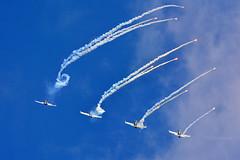 L-159 Czech Air Force #6054 @2014 Gilze Rijen AB open day (Capelle Panda -- Be happy!) Tags: open days caf flares gilze 300mmf4 l159 6054 aerovodochody czechairforce 300f4d l159alca rijengilze rijen2014 rijend7100afs 熱焰彈
