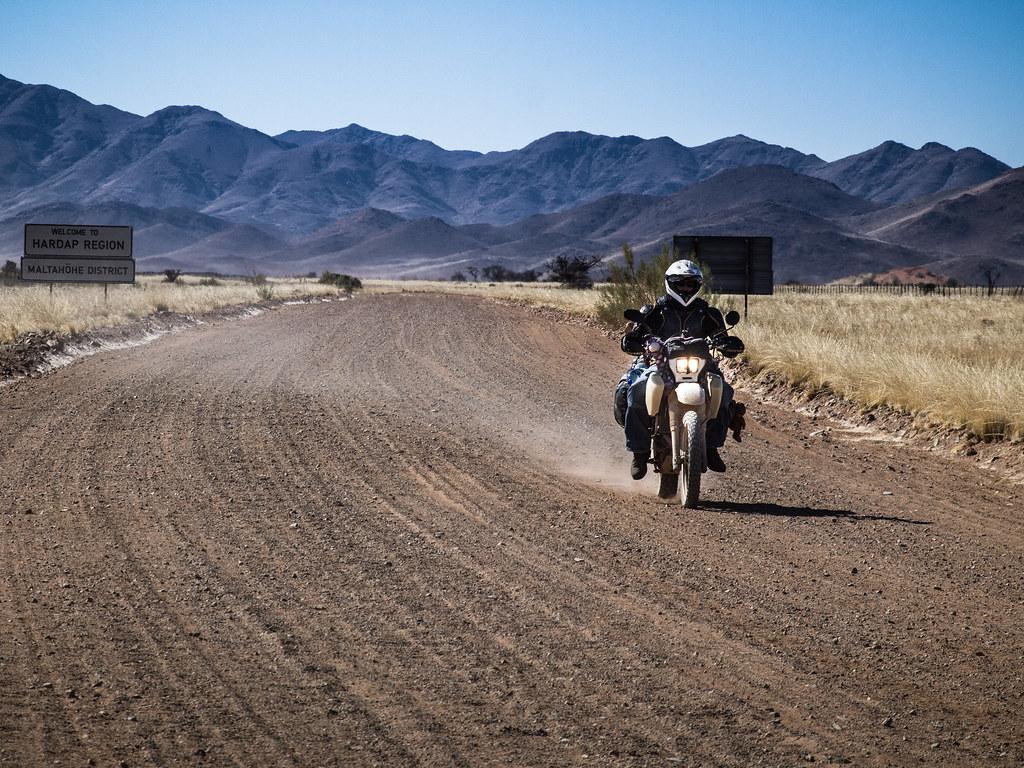 Mike, Namibia
