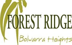 Lot 425 Forest Ridge Estate, Bolwarra Heights NSW