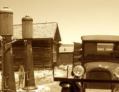 Shell Gasoline Station & Dodge Truck - Bodie Ghost Town Collection (Life_After_Death - Shannon Renshaw) Tags: life california county old city west art history abandoned station sepia truck silver carson photography death gold mono town mine day desert antique nevada ghost 1800s dream shell eerie sierra mining collection pump shannon 49 rush dreams western dodge historical after bodie gasoline artifact graham tone miner artifacts fuel 1921 1900s bodieghosttown lawless lifeafterdeath 49er shannonday lifeafterdeathstudios lifeafterdeathphotography shannondayphotography shannondaylifeafterdeath
