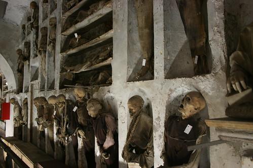 Catacombe dei Cappuccini. Palermo, Sicilia (Italia)