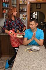 How to Seduce a Guy?-Right-2 (Pavlo Kuzyk) Tags: boy food man guy kitchen girl canon funny feeding humor ukraine humour seduction borsch ivanofrankivsk