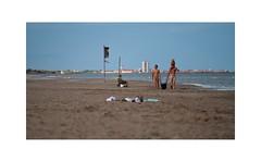 back from naturism (Steph Blin) Tags: family summer mer france beach t pcheur plage mditerrane