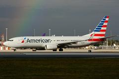 N305NX (American Airlines) (Steelhead 2010) Tags: americanairlines boeing b737 b737800 nia nreg n305nx