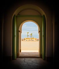 Welcome to Marrakech (Matthieu Manigold) Tags: maroc marrakech door welcome color couleur morocco menara