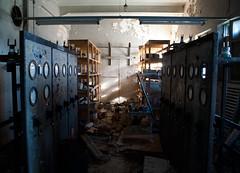 Paper Mill (Janne Koivisto) Tags: finland sony dslr alpha200 urbex urbanexploration urbaanilöytöretkeily ue suomi paper mill paperitehdas