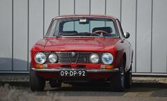 1974 Alfa Romeo GT 1300 Junior 09-DP-92 (Stollie1) Tags: 1974 alfa romeo gt 1300 junior 09dp92 waddinxveen