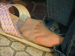 Candid feet from China (276) (Candid 100%) Tags: asian candid feet nylon pantyhose chinese china shoeplay dangling dipping toes soles foot shoes ballet flats high heels pumps sandals külotlu çorap ayak füsse strumpfhose калготкі чорапогащник pantis punčocháče strømpebukser sukkpüksid sukkahousut collants media calza καλσόν harisnyanadrág パンティーストッキング 팬티 스타킹 zeķbikses pėdkelnės جوراب شلواری rajstopy meiacalça ciorapi колготки унихоп pančucháče hlačne nogavice strumpbyxor קאָלגאָטקעס broekiekס
