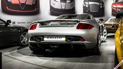 Carrera GTZ (m.grabovski) Tags: porsche carrera gtz zagato exhibition pantheon base basel switzerland mgrabovski