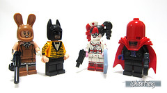 My Valentine date to Joker Clubhouse (WhiteFang (Eurobricks)) Tags: lego batman movie review polybag cat costume tuxedo print pod case suit outfit colour colourful coat hero superhero dc comic