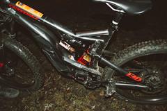 Moterra (dmitrij.rebrov) Tags: ebike cannondale matero full suspension 27 materro night ride dirt spring