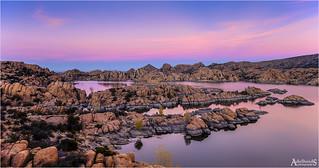 Watson Lake, Arizona 1/4