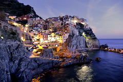 manarola (poludziber1) Tags: city colorful cityscape color clouds colorfull italia italy night light skyline manarola liguria travel landscap building beach challengeyouwinner