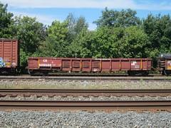 cr 608688 (Fan-T) Tags: berea conrail gondola g43 ohio ns cr g43a coil
