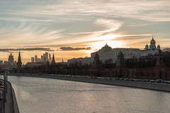 Sunset Moscow (olegfilatov) Tags: храм 2017 landscape russia river street sunset sky 35mm architecture moscow архитектура закат ландшафт небо пейзаж река россия улица