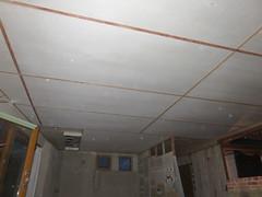 enduit terre (britoune41) Tags: argile enduitterre maisonpaille paille enduit couchedecorps