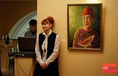 Новая выставка живописи Эланы «Заполнив откровеньями весну...»
