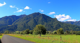Mount Te Aroha. NZ. (Explored)