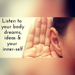 Listen to this daily #dreams #goals #listening... (justlifelessons) Tags: life lessons wordsofwisdom quote day quotes thoughtoftheday thoughts lessonslearned li