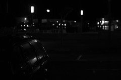 moon rise (pepe amestoy) Tags: blackandwhite streetphotography nightphotography elcampello spain fujifilm xe1 carl zeiss t planar 250 zm leica m mount planart250