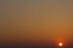 Big sky little sun (ArtGordon1) Tags: sunset sky april 2017 london england uk walthamstow davegordon davidgordon daveartgordon davidagordon daveagordon artgordon1