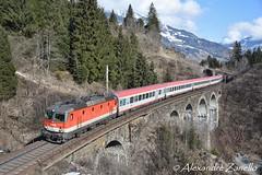 ÖBB: Rh 1144 098, Bad Hofgastein (A) (Alexandre Zanello) Tags: öbb tauern tauernbahn 1144 intercity nordrampe österreich austria autriche salzburger land