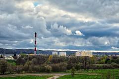 "Clouds landscape (Piotr Tylski) Tags: fujifilmxe1"" fuji poland polska wejherowo landscape vacations nature art europe travel macphun luminar clouds hdr"