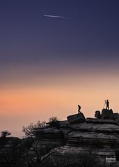Parque Natural Torcal de Antequera. Andalucía, España. (EcoFoco juanma.coria) Tags: andalucía antequera atardecer crepúsculo españa fotógrafos geología montaña naturaleza paisaje primavera parajenaturaltorcaldeantequera rocas taller paisajekárstico andalucía españa