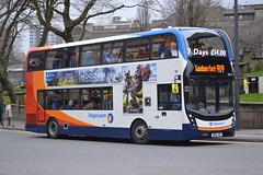 Stagecoach Merseyside & South Lancashire 10816 SM66VBY (Will Swain) Tags: liverpool 11th march 2017 merseyside north west city centre bus buses transport travel uk britain vehicle vehicles county country england english stagecoach south lancashire 10816 sm66vby