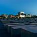 Jewish cemetery monument in Berlin