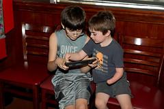 DSC_6607 (fellajr) Tags: babies families eatingout kids moms infants lunch