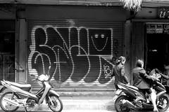 streetart and graffiti in bangkok (wojofoto) Tags: bangkok thailand streetart graffiti wojofoto wolfgangjosten