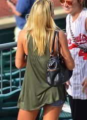 Baseball is back (Roland 22) Tags: attractivebaseballfans baseball