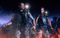 Game Over (scarrviper) Tags: aliens neca hicks hudson colonial marines billpaxton