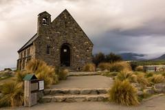 Church of the Good Shepherd, Tekapo (Derek Midgley) Tags: dsc06686 church good shepherd tekapo nz new zealand