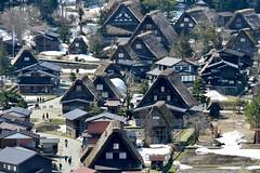 Ogimachi Village (Yannick.Daligault) Tags: ogimachi village canoneos700d canon70200isusm japon japan shirakawagō