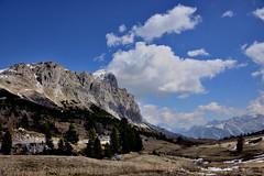 Falzarego, Dolomites, Italy (Alona Azaria) Tags: mountain dolomites falzarego clouds nikon nikkor 28300mmf3556