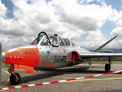 "Fouga CM-170 Magister 34 • <a style=""font-size:0.8em;"" href=""http://www.flickr.com/photos/81723459@N04/33789725112/"" target=""_blank"">View on Flickr</a>"