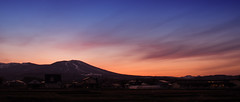 Evening Hachimantai (jasohill) Tags: spring color sunset nature mountains chasing iwate clouds 2017 love hachimantai matsuo life colors evening angels japan photography canonef24mmf28
