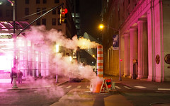 New York, 2017 (gregorywass) Tags: new york city broadway steam street night evening march 2017 manhattan