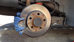 20170408_154235 (LTgoodevil) Tags: brakes calipers paint