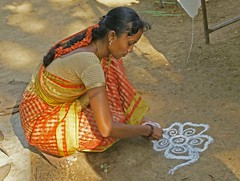 Mohanam_festival_day2_2026 (Manohar_Auroville) Tags: mohanam village heritage festival tamil puducherry auroville bioregion youth culture crafts girls boys art india nadu traditions manohar luigi fedele
