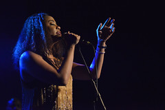 Tasha Taylor Live (Luca Maiello) Tags: live music nikon d800 singer 105 105mm f2 night band tasha taylor