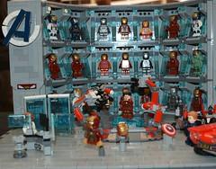 Labo stark 20 (John_Toulouse) Tags: moc mod lego johntoulouse super heroes sh ironman iron man avengers stark labo armor