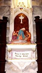 St. Mary of the Angels Station of the Cross (Jay Costello) Tags: stmaryoftheangelsbasilica stmary romancatholic church worship god religion olean ny newyork stationofthecross jesus mary crucifixion