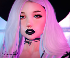Hadria (elocuenciaresident) Tags: hair little bones lana skin enfer sombre nana epiphany exclusive prize lipstick su the matte lip eyes hadria applique choker tentacio boheme night seasons story cute kawaii beauty blogger bloggers beautiful blog blogs cutest black lips
